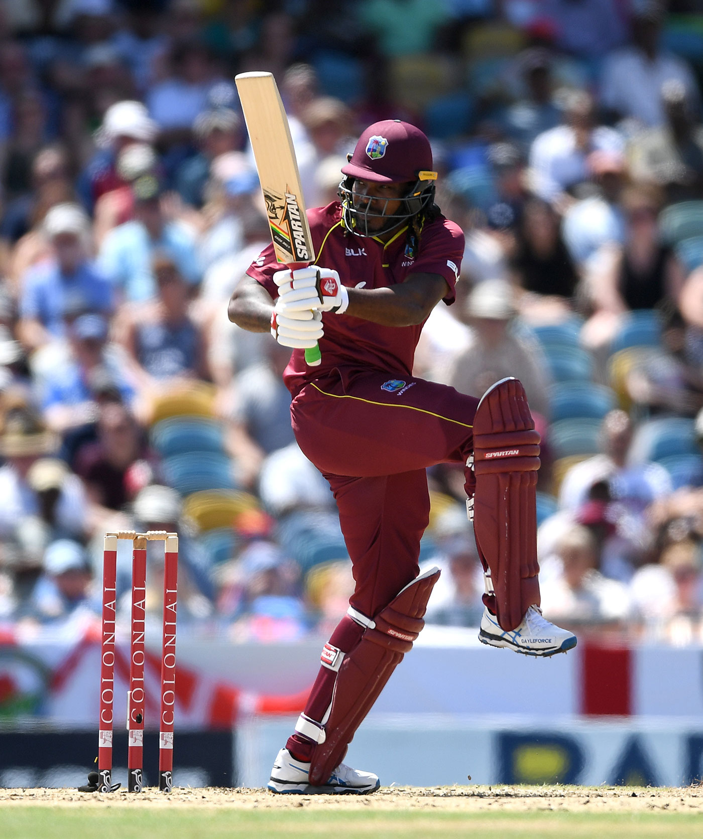One of my favorite players, Gayle on Pakistan hitter not picked for PSL 6 - Batting with Bimal
