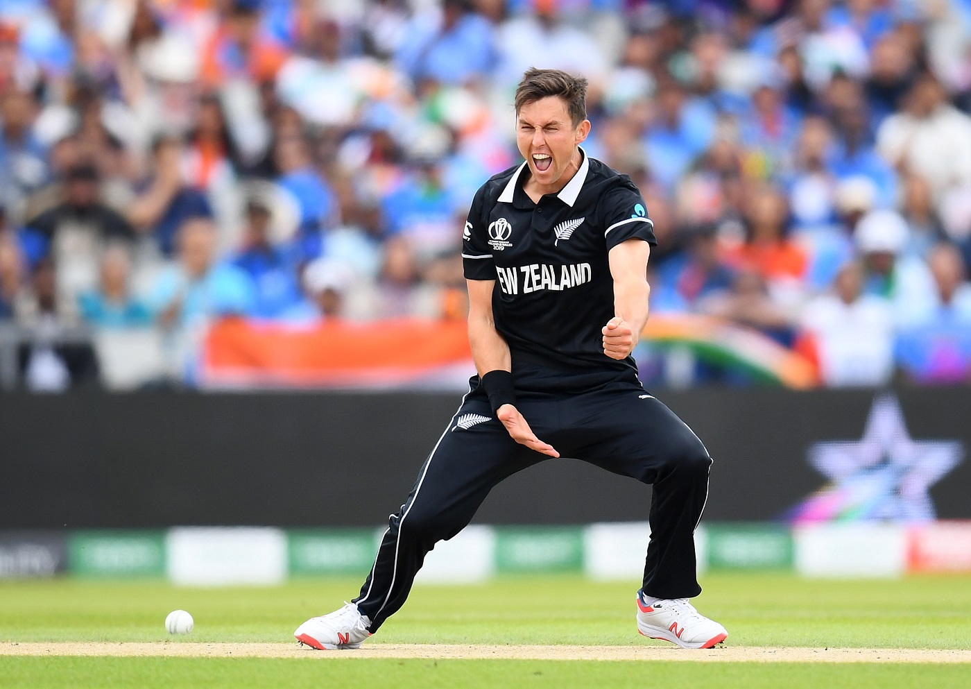 Trent Boult reveals which Pakistan legend he has always idolised: Fab Four Bowlers