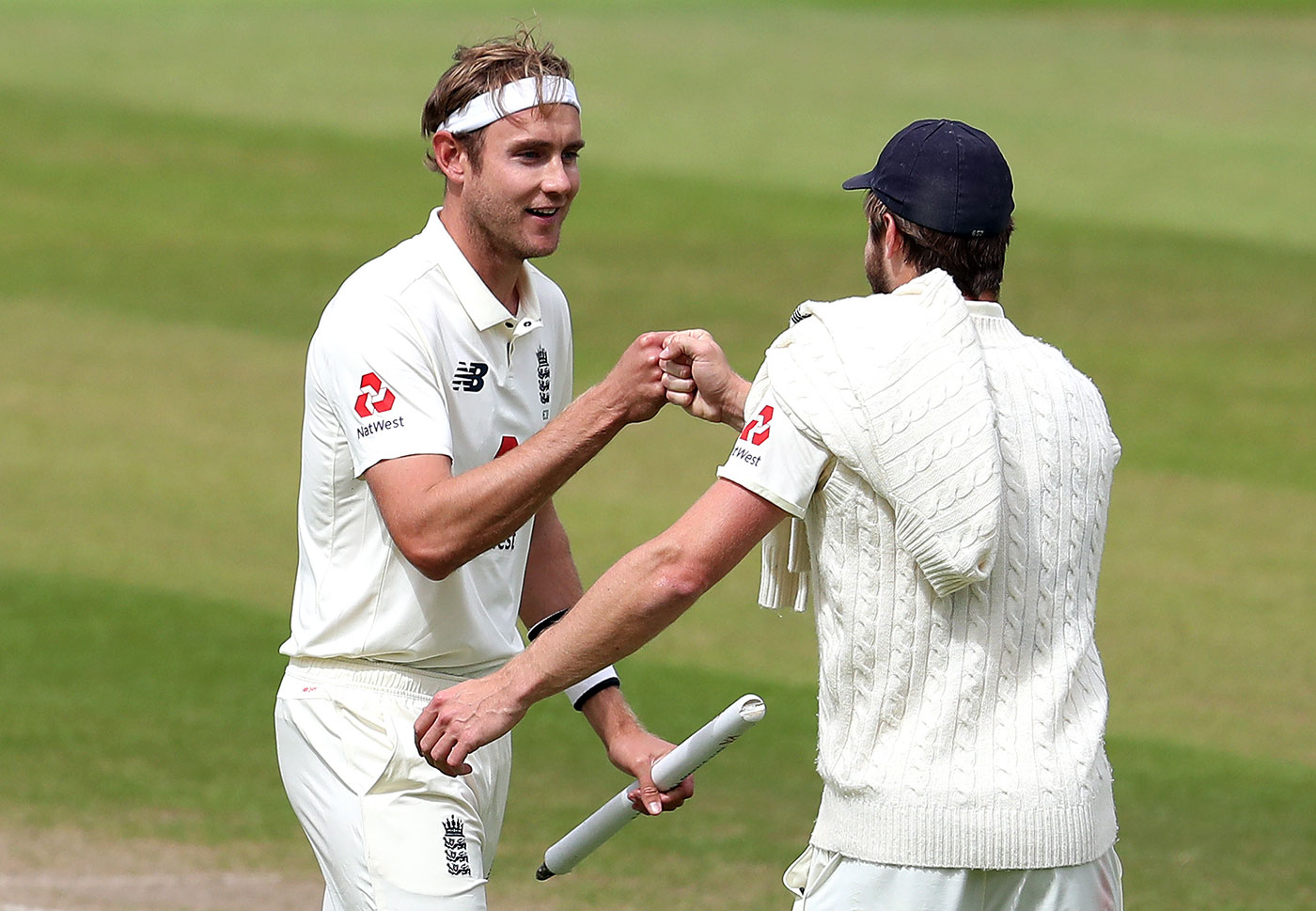 Stuart Broad sets sights on Pakistan after joining 500 wickets club